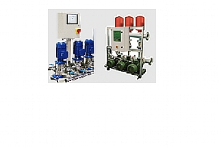 מערכות הגברת לחץ מים